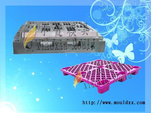 生產托盤注塑模具 3