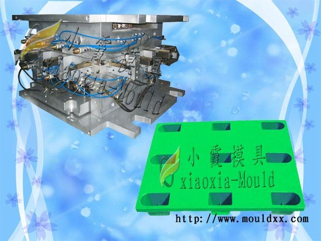 生產托盤注塑模具 4