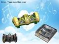 足療機外殼模具 4