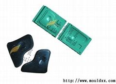 生产加工塑料美腿机模具