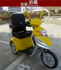 2015 hot sale mobiliy tricycle