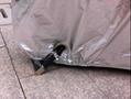 Thicken 210Dpolyester taffeta PU coating Motorcycle Dirt BIKE ATV Waterproof Ra 3