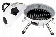 Football Barbecue Grill Food Class Quality