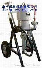 韩国PRO-451气动柱塞泵防腐油漆喷涂机