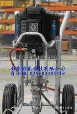供應美國固瑞克重防腐油漆噴塗機X70