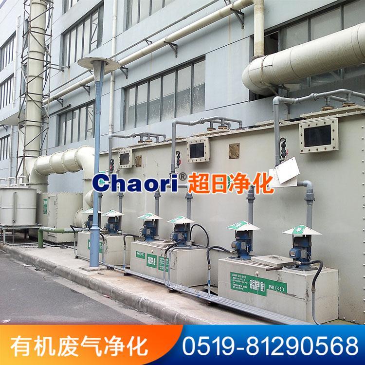 高效低成本活性炭纤维有机废气净化器 2