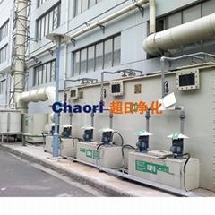 高效低成本活性炭纖維有機廢氣淨化器