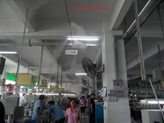 噴霧除塵系統