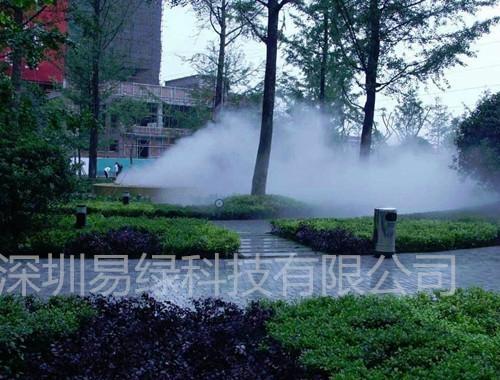 園林景觀造霧機 1