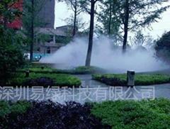 园林景观造雾机