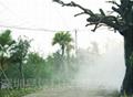 園林景觀造霧機 2