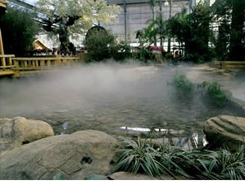 園林景觀人造霧設備 1