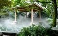 園林景觀人造霧設備 5