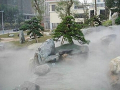 人工造霧機