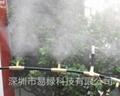 高壓微霧加濕器噴霧加濕系統