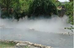 景觀人造霧設備