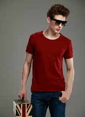 Mens Summer Quality Cotton Sleeveless Tank Top Sleeve T-Shirt Tee