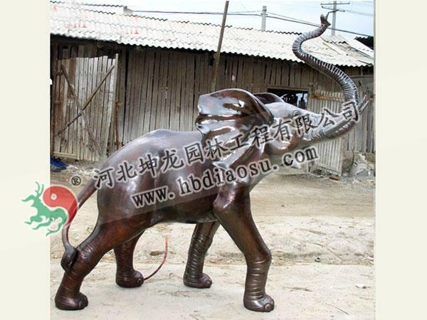 铜大象 4