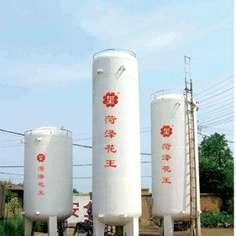 5-100立液氧儲罐二氧化碳儲罐