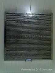 供應前置防火油煙淨化器