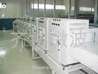 微波竹制品干燥设备