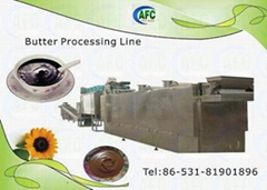 Butter Processing Line  Peanuts/Sesame Butter Processing Line
