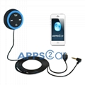 APPS2CAR Bluetooth 4.0 Hands-Free Car Kit for Cars with 3.5mm Aux Input Jack  1