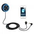 APPS2CAR Bluetooth Car HandsFree Kit for iPhone iPod BlackBerry Smartphones