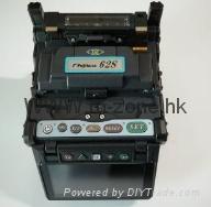 英文語言版藤倉62S光纖熔接機