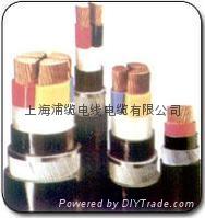 聚氯乙烯絕緣護套電力電纜