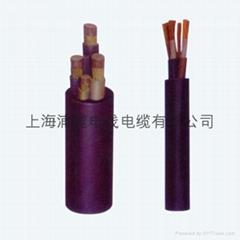 中型橡套軟電纜