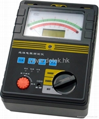 Insulating Resistance Tester (DTOM-25XX)