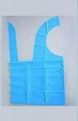 一次性塑料PE围裙