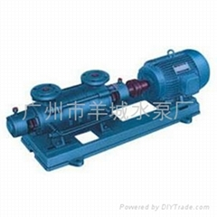 D/DG型多级卧式锅炉给水离心泵