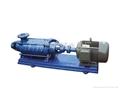 DA1系列臥式多級離心泵過流部
