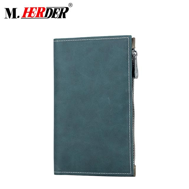 e7d58013ab3 China supplier unisex Leather Passport Holder Cover Case RFID Blocking  Travel Wa 1 ...