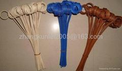 curly rattan sticks