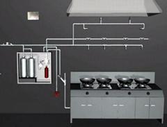 廚房滅火設備