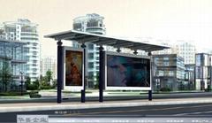 公交候車站台