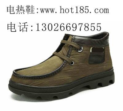 真皮保暖发热鞋 1