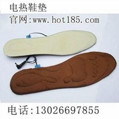 冬季充電發熱發熱暖腳鞋墊