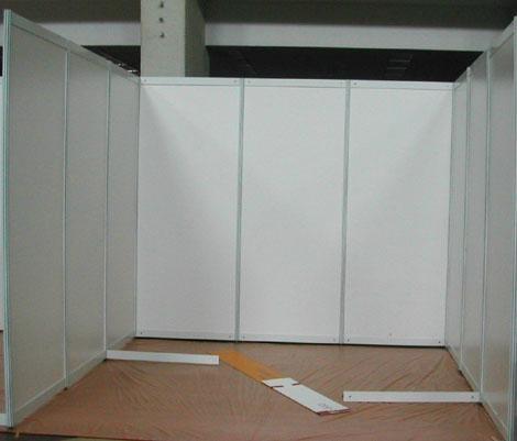 合邦PVC展板 1
