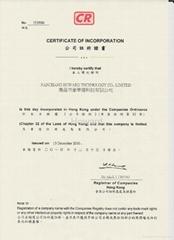 Nanchang Howard Technology Co. Ltd