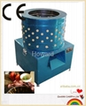 CE approved poultry chicken plucker
