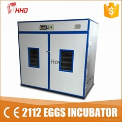 2000 eggs automatic chicken egg incubator for sale YZTIE-15
