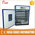 CE approved automatic chicken egg incubator  YZITE-10