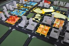 烟台区域方案设计模型