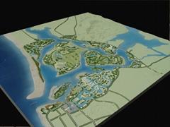 海南博鳌规划设计方案