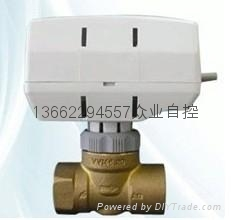 西門子風機盤管電動二通發SUA21+VVI46.20