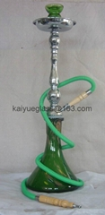 Soft glass hookah shisha base